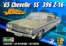 Revell Muscle '65 Chevelle SS 396 Z-16 Plastic Model Kit 1/25