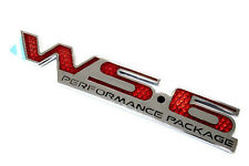 96-02 Trans Am WS6 Performance Package Rear Bumper Emblem New GM OEM 12455216