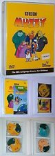 BBC Muzzy FRENCH Level 1 Box Set CD + DVD Language Learning Course For Children