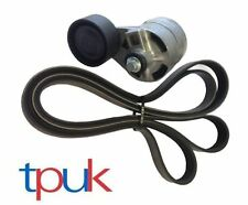 FORD TRANSIT FAN DRIVE BELT AND TENSIONER MK7 2.4 DURATORQ 06 0N BRAND NEW
