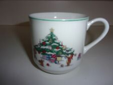 The Salem China Co Whimsical Christmas Coffee Cup Mug