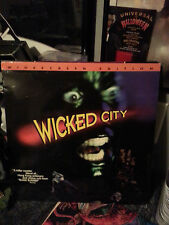 Wicked City 1992 Laserdisc live action anime Tai Kit Mak Hideyuki Kikuchi