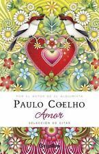 Amor : Selección de Citas by Paulo Coelho (2014, Paperback)