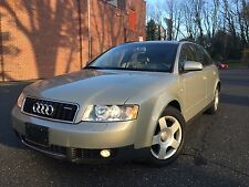 Audi : A4 2004 5dr Wgn
