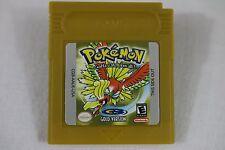 Pokemon: Gold Version (Game Boy Color, 2000) (Repo)