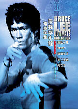 The Bruce Lee Ultimate Collection (DVD, 2009, 5-Disc Set )