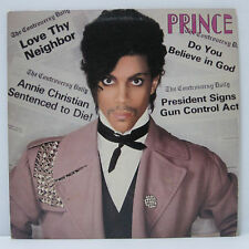 PRINCE - Controversy LP 1981 US ORIG Warner Bros FUNK R&B POP MICHAEL JACKSON
