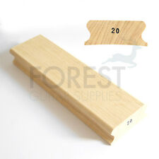 "Guitar fingerboard sanding and gluing radius 20"" block -  85x300mm"