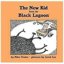 Book The New Kid from the Black Lagoon scholastic paperback