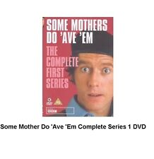 SOME MOTHERS DO 'AVE 'EM HAVE THEM COMPLETE SERIES 1 DVD DVD Season Brand New UK
