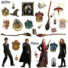 RoomMates Harry Potter Wall Stickers Decals NEW