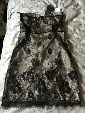 Ladies Gorgeous Party Dress Size 12. New With Tags