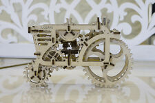UGears * TRACTOR* Self-propelled mechanical wooden model KIT 3D puzzle