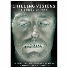 CHILLING VISIONS - 5 Senses of Fear TERRIFYING HORROR DVD
