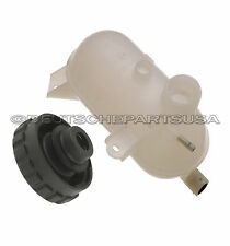 COOLANT EXPANSION TANK + CAP for BMW E30 E28 325e 325i 528e 17111707540