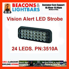 Vision Alert SD24 Amber Surface Mount 12v LED PN: 3510A