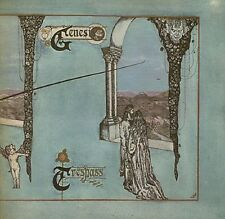 GENESIS Trespass 1974 UK VINYL LP Excellent Condition