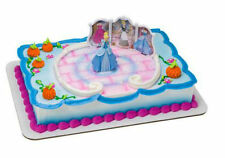 Cinderella Disney Princess cake decoration Decoset cake topper set party toys