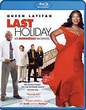Last Holiday (Canadian/Bilingual Blu-ray 2006) - New