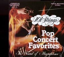 101 Strings / Pop Concert Favorites
