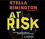 Audio book At Risk By Stella Rimington Read By Kate Reading  4 CDs a thriller