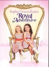 Sophia Grace and Rosie's Royal Adventure (DVD, 2014) Widescreen Sealed New