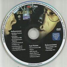 Mimic / PcGo-Edition 01/08 / DVD-ohne Cover