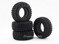 92mm crawler tire tyre set (4pcs) for 1.9 wheels 1/10 rc crawlers
