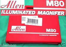 Lupe 8x Handlupe Allen M80 Magnifier Hand Werkstück Prüfung Qualitätskontrolle Y
