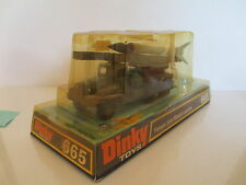 GB DINKY 665 HONEST JOHN MISSILE LAUNCHER MIB 9 EN BOITE RARE COLOR SO NICEL@@K