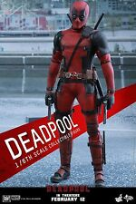 Hot Toys MMS347 Deadpool: 1/6th scale Deadpool Collectible Figure In Stock