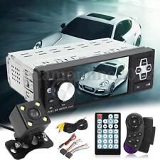 AUTORADIO 4.1'' 1DIN BLUETOOTH STEREO AUTO RADIO MP5 SD FM USB IR REMOTO+ CAMERA