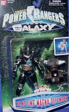 "Power Rangers Lost Galaxy 5"" Magna Defender Space Ranger Factory Sealed 1999"