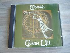 CD irish folk rock CLANNAD Crann Ull * ORIGINAL 1ST PRESSING * ireland TARA 3007
