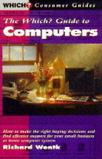 THE WHICH GUIDE TO COMPUTERS, RICHARD WENTK, Used; Good Book