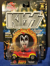 1999 Racing Champions 1/64 Hot Rockin Steel Issue #11 KISS Gene Simmons