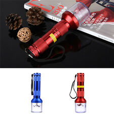 Automatic Flashlight Shaped Herb Smoke Spice Crusher Electric Grinder