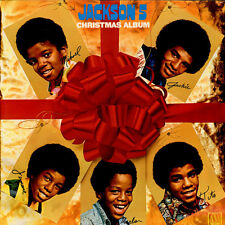 The Jackson 5 - Jackson 5 Christmas Album (Vinyl LP - 1982 - US - Original)