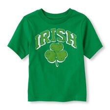 Baby Boys Irish Shamrock Shirt New with Tags!! Size 6-9 Months St Patricks Day!!
