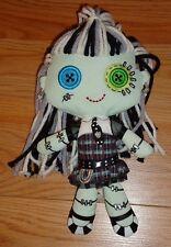 """Monster High Friends 9"""" Plush Doll FRANKIE STEIN Gothic Cheerleader Mattel"""