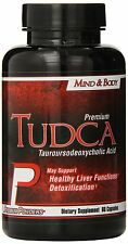 Premium TUDCA. Tauroursodeoxycholic Acid, 60 caps. BEST On Cycle Liver Support!
