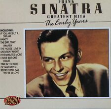 Frank Sinatra Greatest Hits The Early Years CD