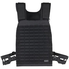 5.11 TACLITE ARMOUR PLATE CARRIER TACTICAL ARMY AIRSOFT POLICE VEST MOLLE BLACK