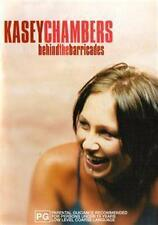 KASEY CHAMBERS Behind The Barricades DVD BRAND NEW PAL