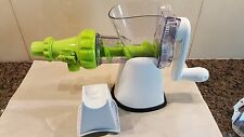 Citrus Fruit Juice Manual Press Maker  Hand Blender Extractor