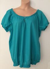 Ladies Loose Fitting Gypsy Style Top ** 100% Cotton *****BNWT ** Plus Size 26/28