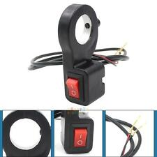 H3E# Motorcycle ATV Bike Headlight Horn Signal Handlebar ON OFF Switch Button