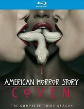 American Horror Story: Coven Season 3 (DVD, 2014, 4-Disc Set) NEW SEALED*