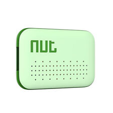 Green Nut Mini Smart Tag Bluetooth Tracker Key Pet Finder Anti-lost Android/IOS