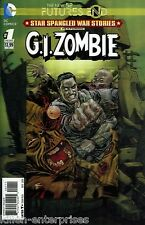 Star Spangled War Stories Gi Zombie Futures End #1 One-Shot 3D Cover Comic Book